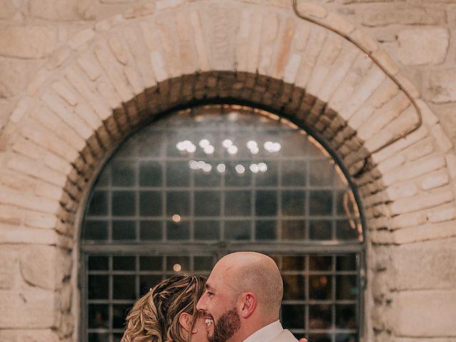 Il matrimonio di Federico e Irene a Torgiano, Perugia 61