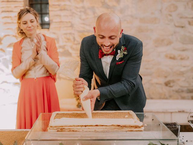 Il matrimonio di Federico e Irene a Torgiano, Perugia 67