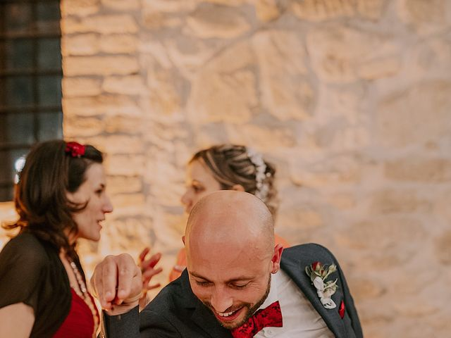 Il matrimonio di Federico e Irene a Torgiano, Perugia 68