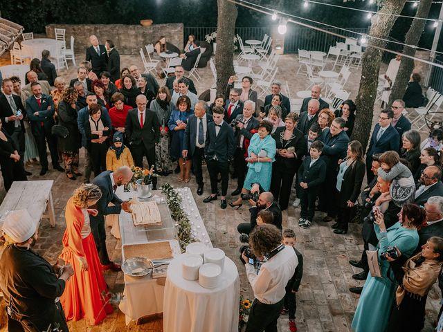 Il matrimonio di Federico e Irene a Torgiano, Perugia 69