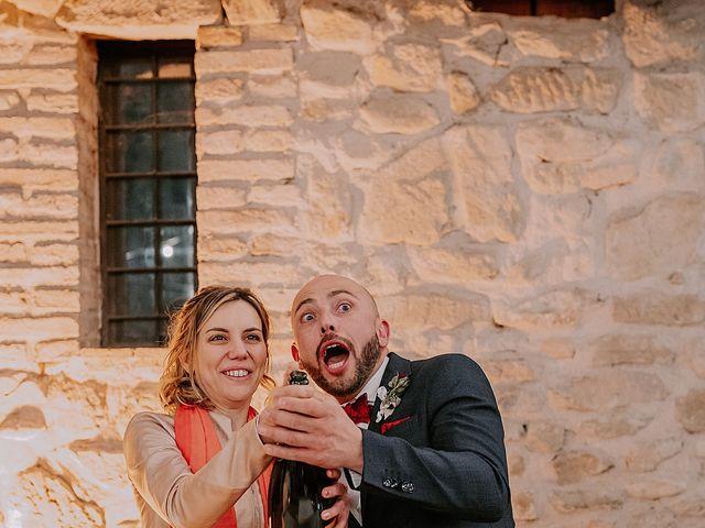 Il matrimonio di Federico e Irene a Torgiano, Perugia 70