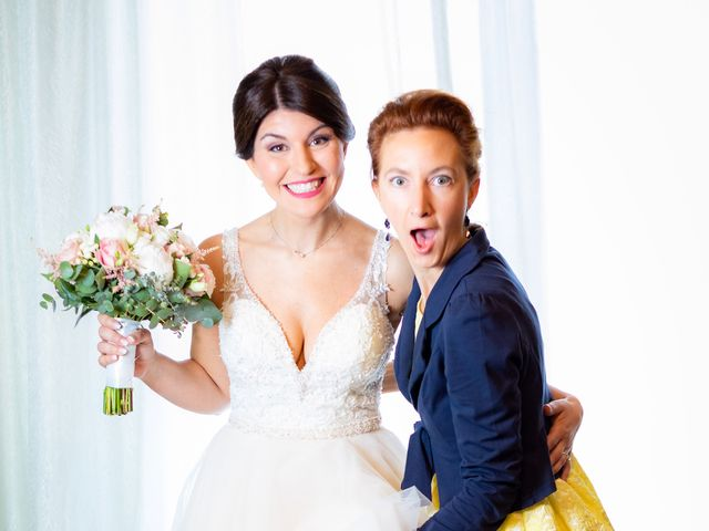 Il matrimonio di Giovanna e Andrea a Lettere, Napoli 13