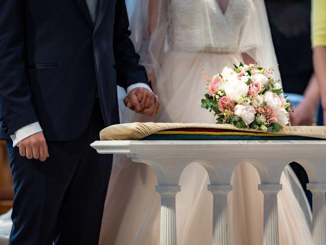 Il matrimonio di Giovanna e Andrea a Lettere, Napoli 16