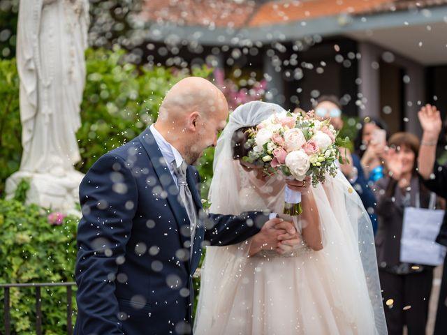 Il matrimonio di Giovanna e Andrea a Lettere, Napoli 18