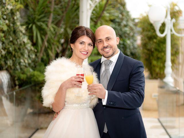 Il matrimonio di Giovanna e Andrea a Lettere, Napoli 19