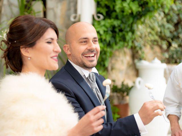 Il matrimonio di Giovanna e Andrea a Lettere, Napoli 20