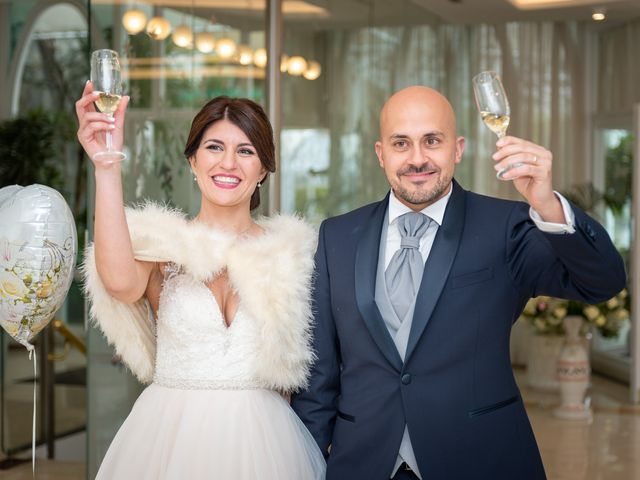 Il matrimonio di Giovanna e Andrea a Lettere, Napoli 24