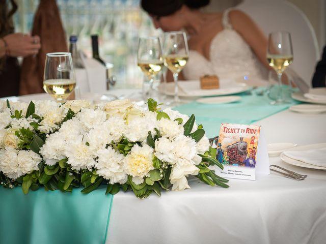 Il matrimonio di Giovanna e Andrea a Lettere, Napoli 25