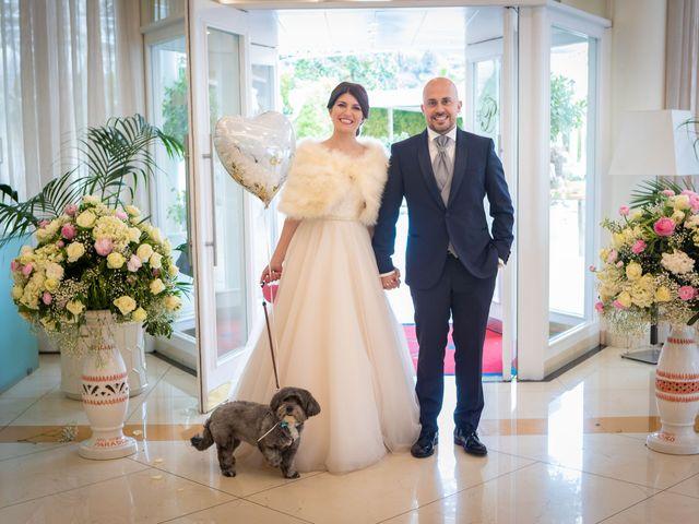 Il matrimonio di Giovanna e Andrea a Lettere, Napoli 26