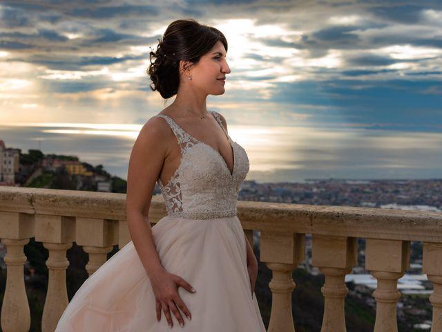 Il matrimonio di Giovanna e Andrea a Lettere, Napoli 27