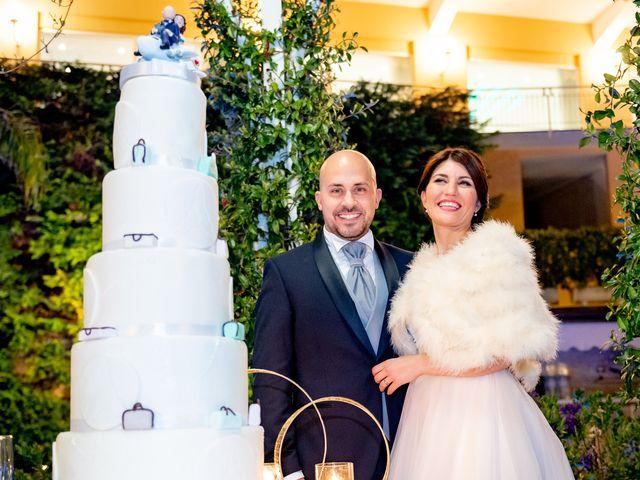 Il matrimonio di Giovanna e Andrea a Lettere, Napoli 29