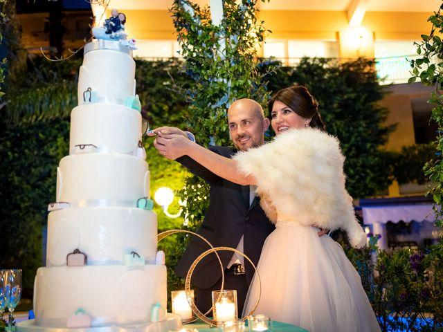 Il matrimonio di Giovanna e Andrea a Lettere, Napoli 30