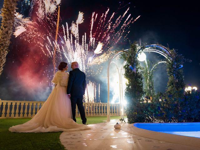 Le nozze di Andrea e Giovanna