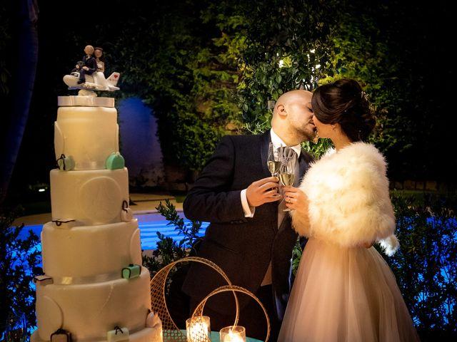 Il matrimonio di Giovanna e Andrea a Lettere, Napoli 35