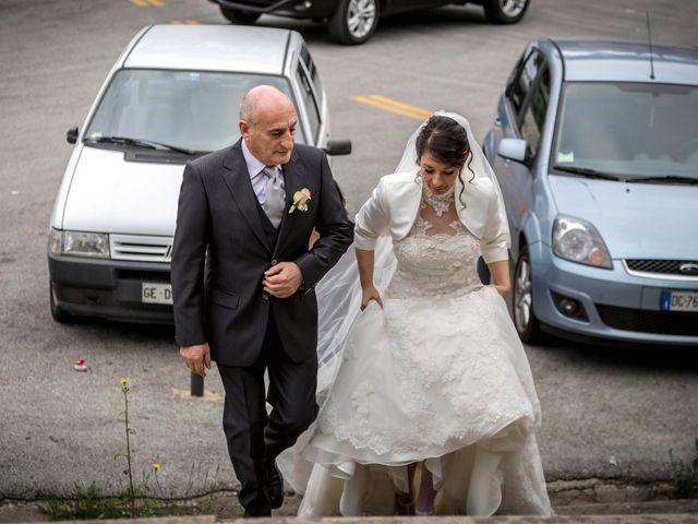 Il matrimonio di Nicoletta e Davide a Rapallo, Genova 10