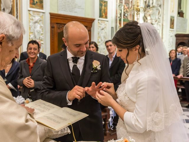 Il matrimonio di Nicoletta e Davide a Rapallo, Genova 13