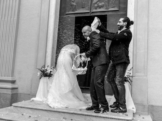 Il matrimonio di Nicoletta e Davide a Rapallo, Genova 16