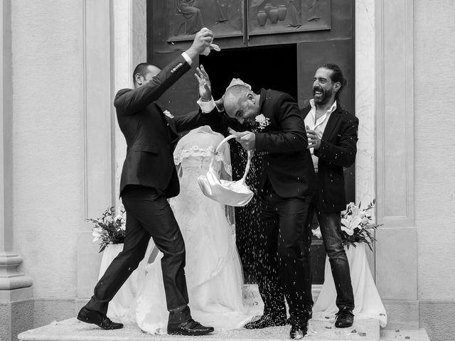 Il matrimonio di Nicoletta e Davide a Rapallo, Genova 17