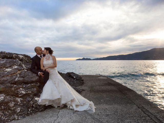 Il matrimonio di Nicoletta e Davide a Rapallo, Genova 19