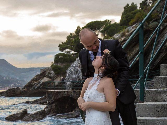 Il matrimonio di Nicoletta e Davide a Rapallo, Genova 23
