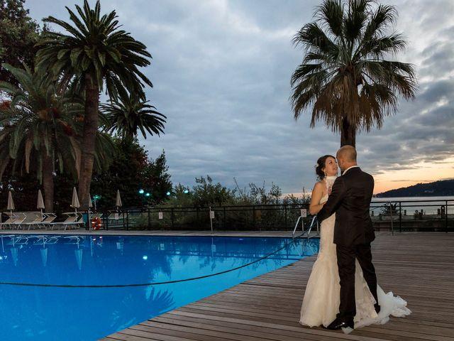 Il matrimonio di Nicoletta e Davide a Rapallo, Genova 32