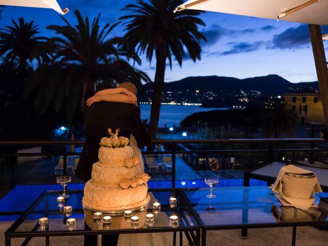 Il matrimonio di Nicoletta e Davide a Rapallo, Genova 33