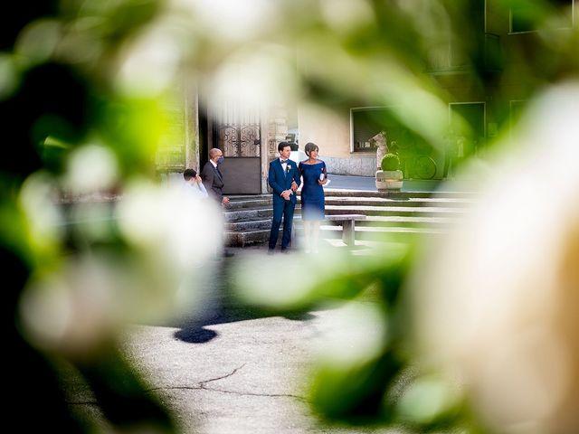 Il matrimonio di Riccardo e Giulia a Cavaglio d'Agogna, Novara 18