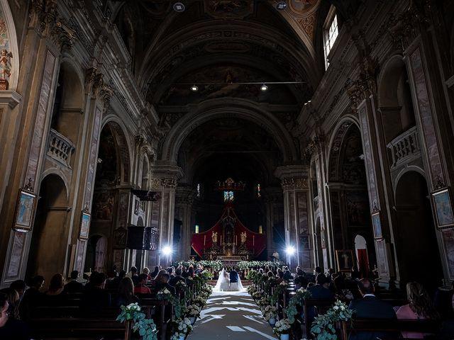 Il matrimonio di Riccardo e Giulia a Cavaglio d'Agogna, Novara 20