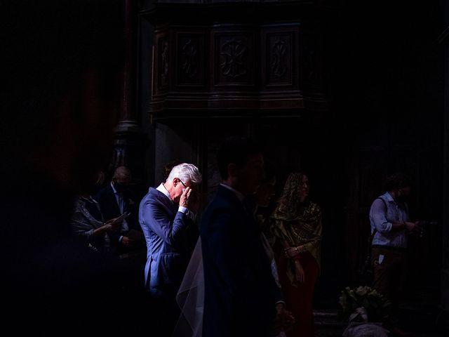 Il matrimonio di Riccardo e Giulia a Cavaglio d'Agogna, Novara 22