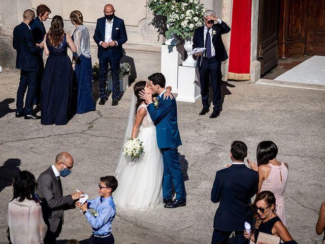 Il matrimonio di Riccardo e Giulia a Cavaglio d'Agogna, Novara 26