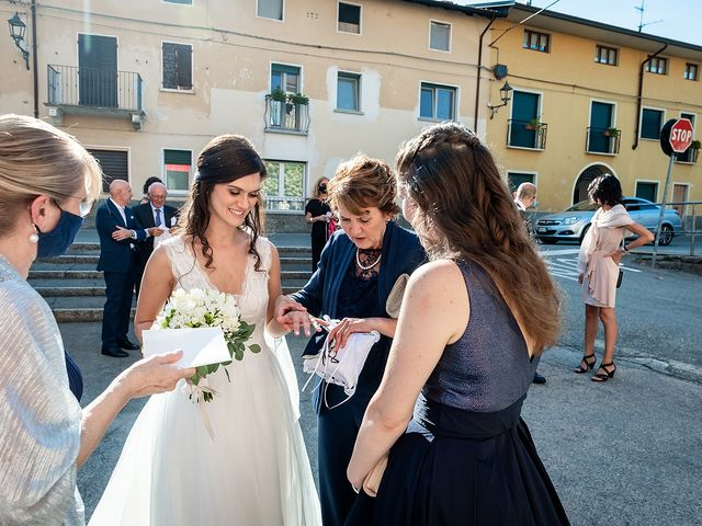 Il matrimonio di Riccardo e Giulia a Cavaglio d'Agogna, Novara 27