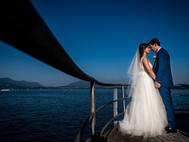Il matrimonio di Riccardo e Giulia a Cavaglio d'Agogna, Novara 31