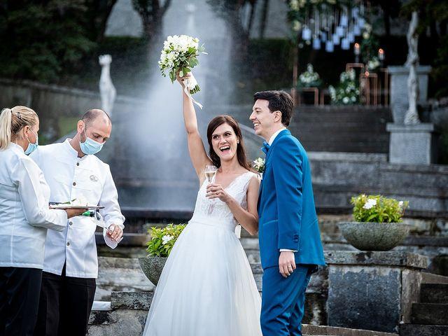 Il matrimonio di Riccardo e Giulia a Cavaglio d'Agogna, Novara 32