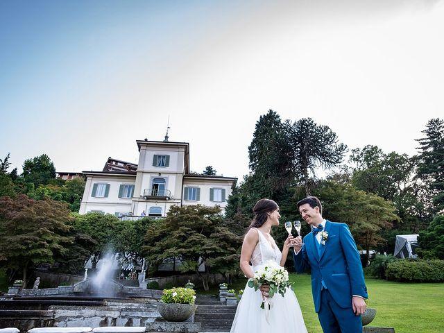 Il matrimonio di Riccardo e Giulia a Cavaglio d'Agogna, Novara 33