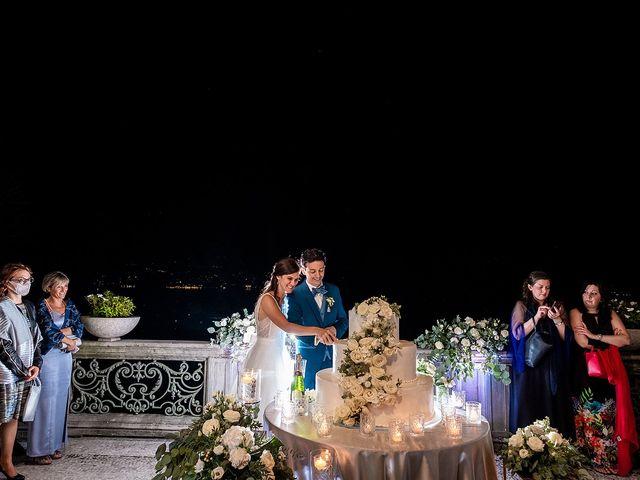 Il matrimonio di Riccardo e Giulia a Cavaglio d'Agogna, Novara 51