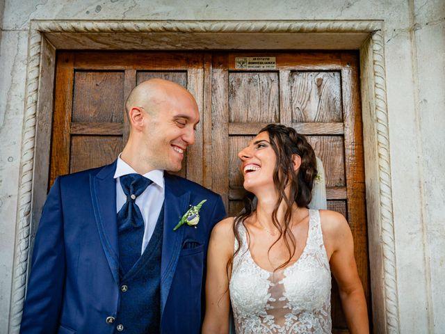 Il matrimonio di Fabio e Veronica a Cernusco sul Naviglio, Milano 1