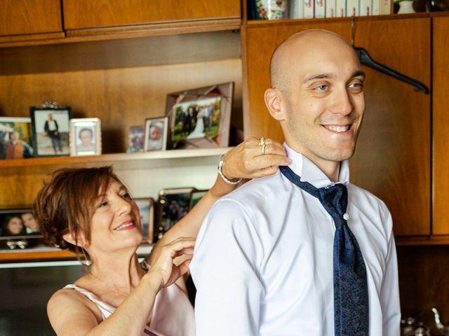 Il matrimonio di Fabio e Veronica a Cernusco sul Naviglio, Milano 9