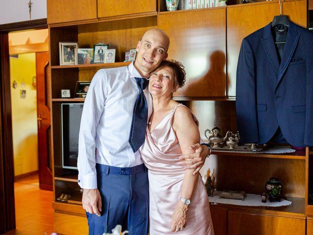 Il matrimonio di Fabio e Veronica a Cernusco sul Naviglio, Milano 10