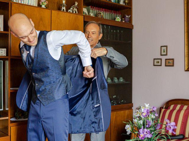 Il matrimonio di Fabio e Veronica a Cernusco sul Naviglio, Milano 11