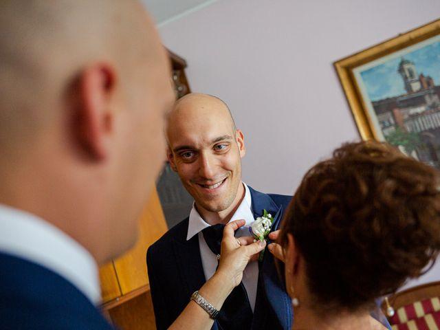 Il matrimonio di Fabio e Veronica a Cernusco sul Naviglio, Milano 12