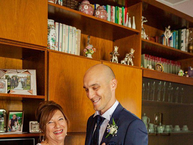 Il matrimonio di Fabio e Veronica a Cernusco sul Naviglio, Milano 13