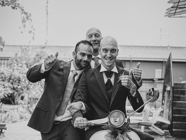 Il matrimonio di Fabio e Veronica a Cernusco sul Naviglio, Milano 17