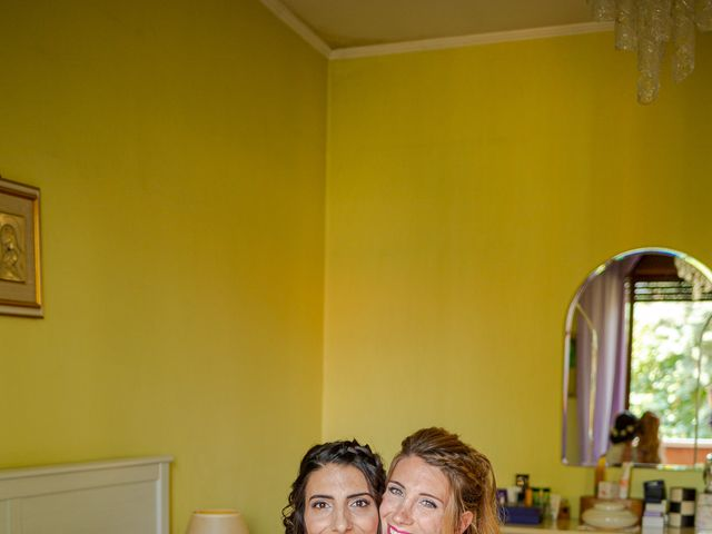 Il matrimonio di Fabio e Veronica a Cernusco sul Naviglio, Milano 25