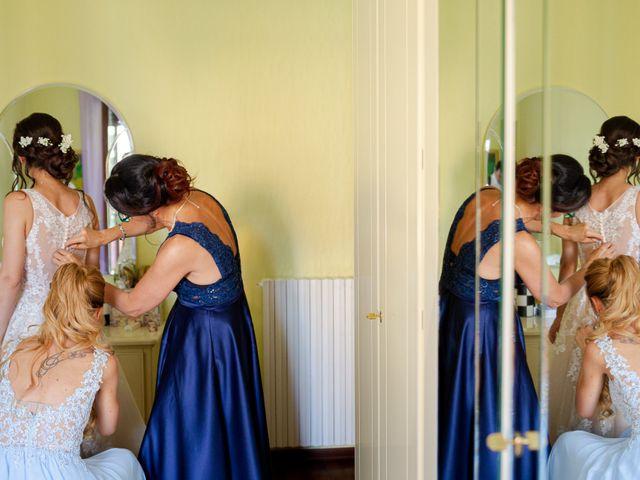 Il matrimonio di Fabio e Veronica a Cernusco sul Naviglio, Milano 31