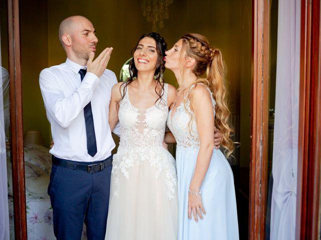 Il matrimonio di Fabio e Veronica a Cernusco sul Naviglio, Milano 32
