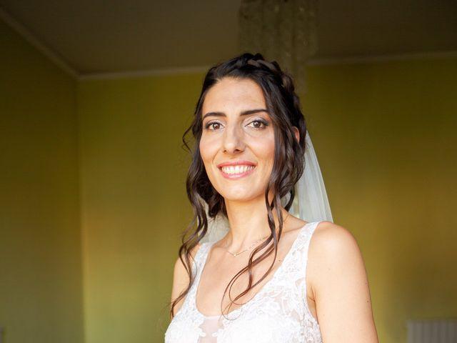Il matrimonio di Fabio e Veronica a Cernusco sul Naviglio, Milano 35