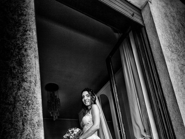 Il matrimonio di Fabio e Veronica a Cernusco sul Naviglio, Milano 36