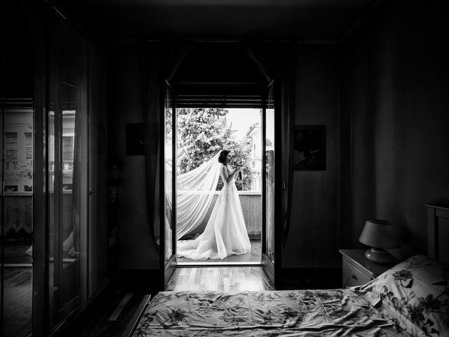 Il matrimonio di Fabio e Veronica a Cernusco sul Naviglio, Milano 37