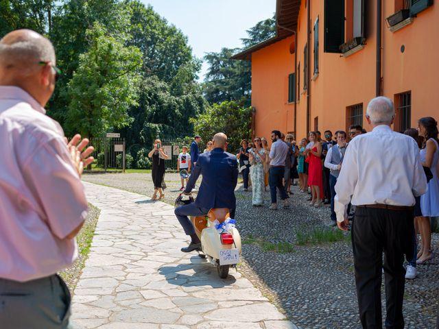 Il matrimonio di Fabio e Veronica a Cernusco sul Naviglio, Milano 40