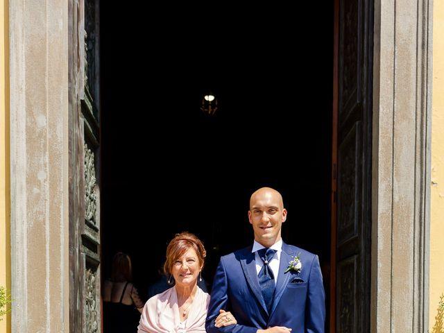 Il matrimonio di Fabio e Veronica a Cernusco sul Naviglio, Milano 42